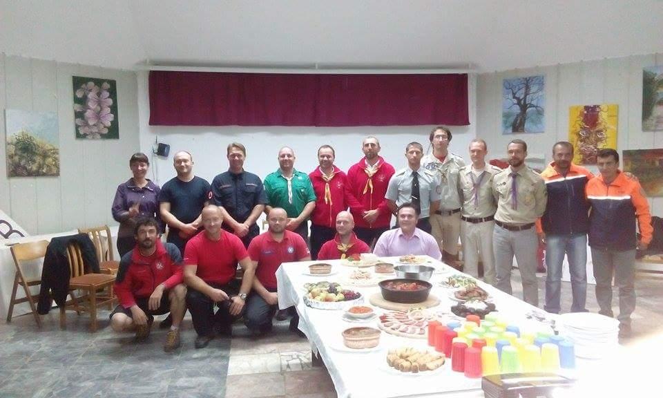 usposabljanje makedonija